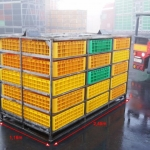 15 lades container