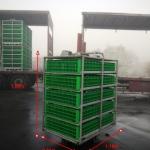 Mobiele container kar
